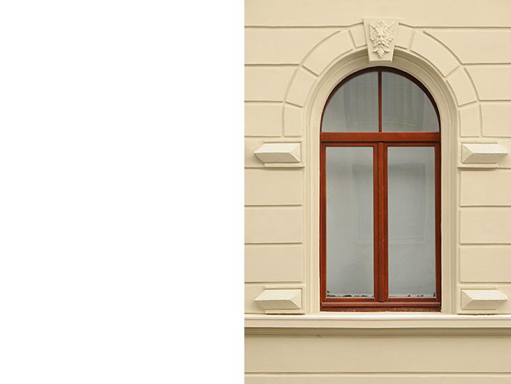 Dreikönigenstrasse, Fenster