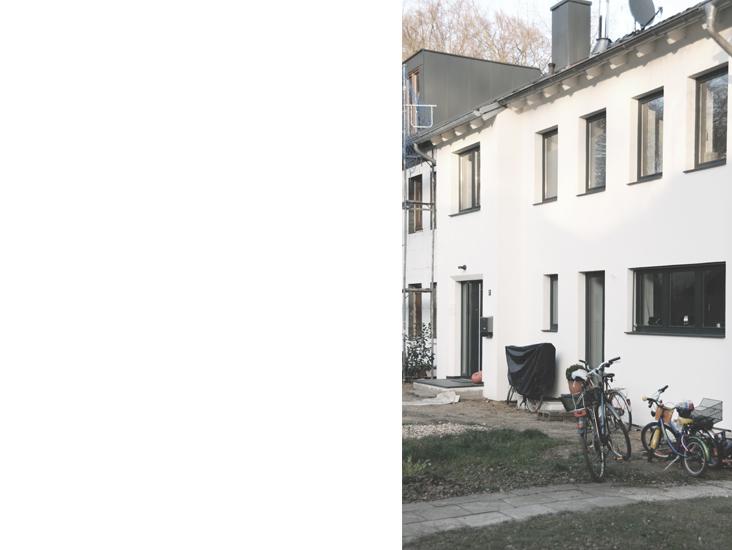 Ulmenweg, Strassenansicht