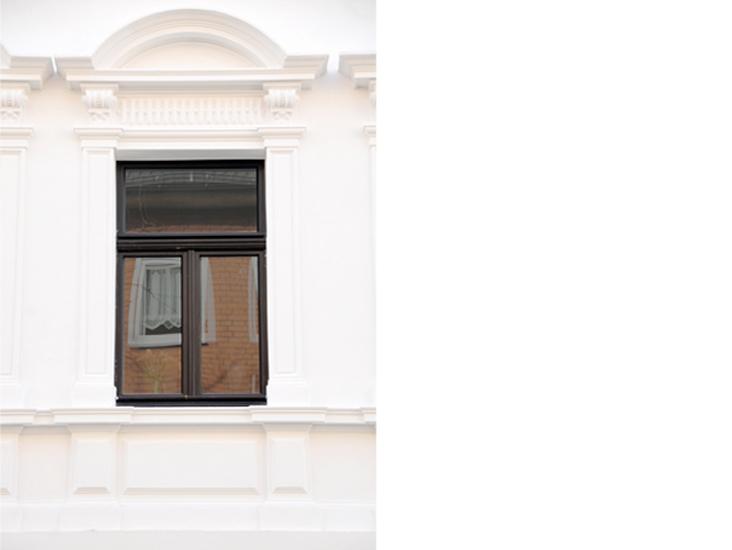 Thüringerstrasse, Fenster