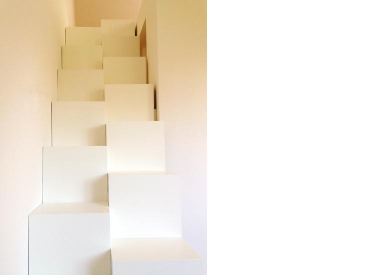 Lohrbergstrasse Treppenführung